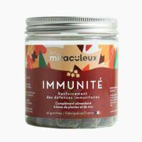 Les Miraculeux Gummies Immunité Gommes B/42 à Clermont-Ferrand