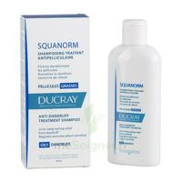Ducray Squanorm Shampooing Pellicule Grasse 200ml à Clermont-Ferrand
