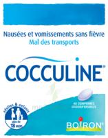 Boiron Cocculine Comprimés Orodispersibles B/40 à Clermont-Ferrand